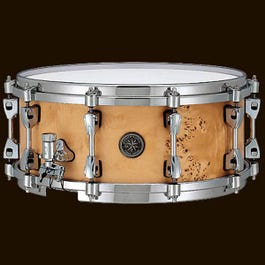 Image for PMM146 6x14 Starphonic Snare Drum (Satin Mappa Burl) from SamAsh