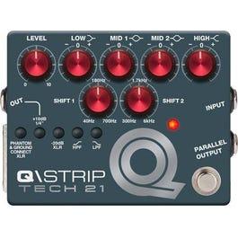Image for Q\Strip Dual Parametric EQ Pedal from SamAsh