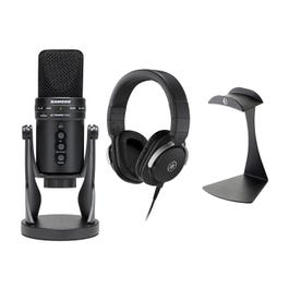 Image for G-Track Pro with Headphones and Headphone Stand Package from SamAsh