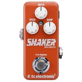 Image for Shaker Mini Vibrato Pedal from SamAsh