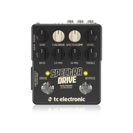 Image for Spectradrive Bass Preamp and Drive Pedal from SamAsh