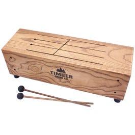 Timber Drum Company T18-M Slit Tongue Log Drum