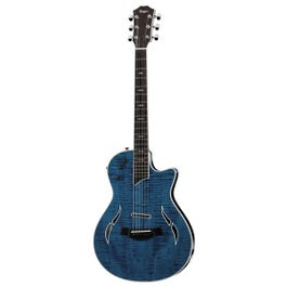 Image for T5z Pro Hollow Body Electric Guitar Pacific Blue from SamAsh