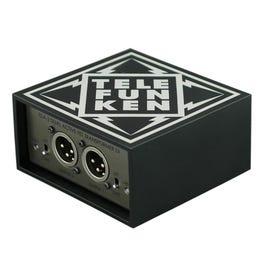 Telefunken USA TDA-2 Active Stereo FET Direct Box