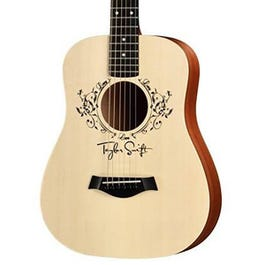 Image for Taylor Swift Baby Taylor-e Acoustic-Electric Guitar from SamAsh