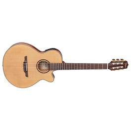 Image for TSP148NC Thinline Nylon-String Acoustic-Electric Guitar from SamAsh