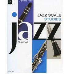 Image for Jazz Scale Studies - Clarinet from SamAsh