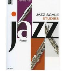 Image for Jazz Scale Studies - Flute from SamAsh