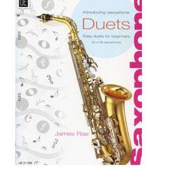 Image for Introducing Saxophone – Duets from SamAsh