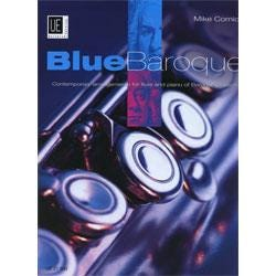 Image for Blue Barouque for Flute and Piano by Mike Cornick from SamAsh