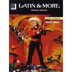 Image for Latin & More-Violin Duets from SamAsh
