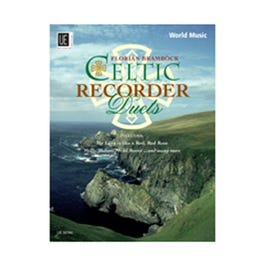 Image for Celtic Recorder Duets from SamAsh