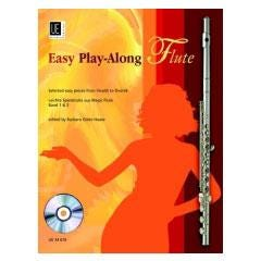Image for Easy Play Along Flute Selected Easy Pieces from Vivaldi to Dvorak  (Flute) from SamAsh