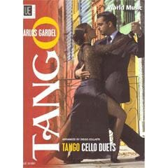 Image for Tango Cello Duets from SamAsh