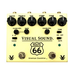 Image for V3 Route 66 American Overdrive Compressor from SamAsh