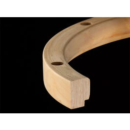 """Image for WMH1410B 14"""" Maple Wood Hoop from SamAsh"""