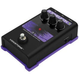 Image for VoiceTone X1 Megaphone and Distortion Vocal Effect Pedal from SamAsh