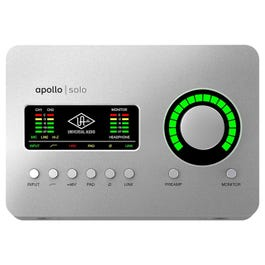 Image for Apollo Solo Heritage Edition USB Audio Interface from SamAsh