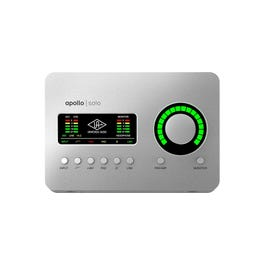 Image for Apollo Solo Thunderbolt 3 Audio Interface from SamAsh