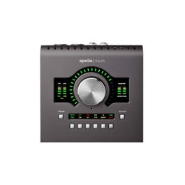 Image for Apollo Twin MkII Duo Heritage Edition Thunderbolt 2 Audio Interface from SamAsh