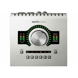 Image for Apollo Twin Duo Heritage Edition USB Audio Interface from SamAsh