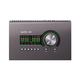 Image for Apollo x4 Heritage Edition Thunderbolt 3 Audio Interface from SamAsh