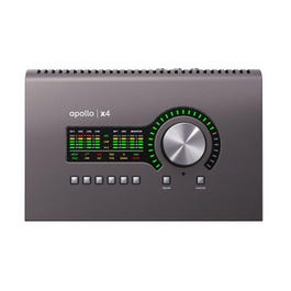 Image for Apollo x4 Thunderbolt 3 Audio Interface from SamAsh