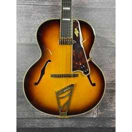 D'Angelico Excel Style B Archtop Acoustic Electric Guitar