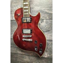 D'Angelico Premier TD Teardrop Solid Body Electric Guitar
