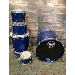 GMS Special Edition Drum Shell Pack (Cobalt Blue Sparklet)