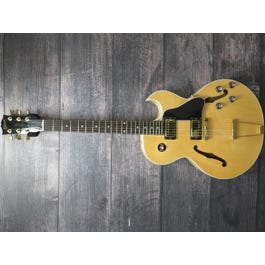 Gibson ES-135H Hollow Body Electric Guitar (Natural)