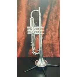 Kanstul Chicago 1000 Professional Silver Trumpet