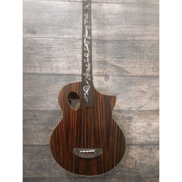 Michael Kelly Dragonfly Java 4-String Fretless Acoustic Bass Guitar