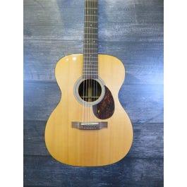 Martin OM-21 Acoustic Guitar (Natural)