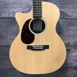 Martin GPC-X1R Left-Handed Acoustic-Electric Guitar (Natural)