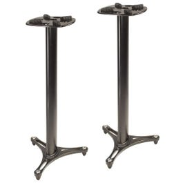 """Ultimate Support MS-90/45B - 45"""" Column Studio Monitor Stands"""