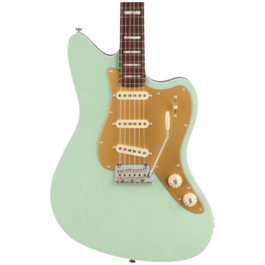 Fender PARALLEL UNIVERSE VOLUME II Stratocaster JAZZ DELUXE  (Faded Seafoam Green)