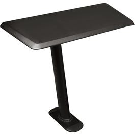 """Ultimate Support Nucleus Series Table Top - Single 24"""" Extension with Leg, Left"""