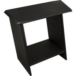 """Ultimate Support Nucleus Series Table Top - Single 24"""" Extension with 12 Space Rack, Left"""
