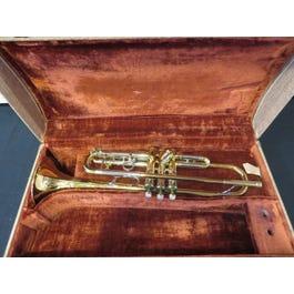 Olds Recording Vintage Trumpet