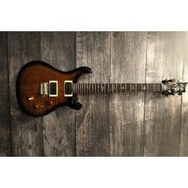 PRS SE Custom 24 Electric Guitar(Black Gold Burst)