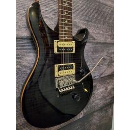 PRS SE Custom 24 Floyd Charcoal Burst Electric Guitar