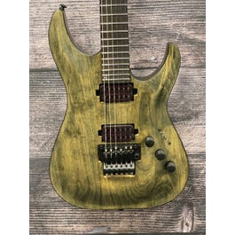 Schecter Diamond Series C-1 FR Apocalypse Electric Guitar(Rustic Grey)