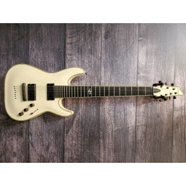 Schecter Blackjack ATX C-7 Electric Guitar (Aged White) Electric Guitar