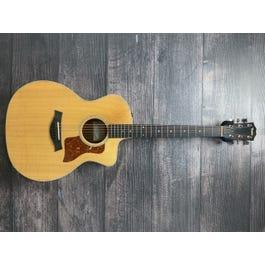 Taylor 214ce FS-DLX Acoustic-Electric Guitar