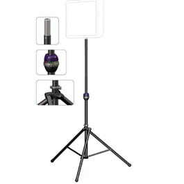 Image for TS99B Tall Speaker Stand and Lighting Tree Base from SamAsh