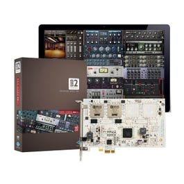 Image for UAD-2 Duo PCIe DSP Audio Plug In Card from SamAsh
