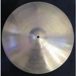 "Meinl Cymbals 18"" Avedis Hollow Logo Ride Cymbal"