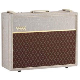 """Image for AC30 Hand-Wired Tube Guitar Combo Amp with 2 x 12"""" Celestion G12M Greenback Speakers from SamAsh"""