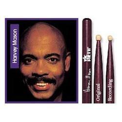 Image for SHM Harvey Mason Signature Hickory Wood Tip Drumsticks from SamAsh